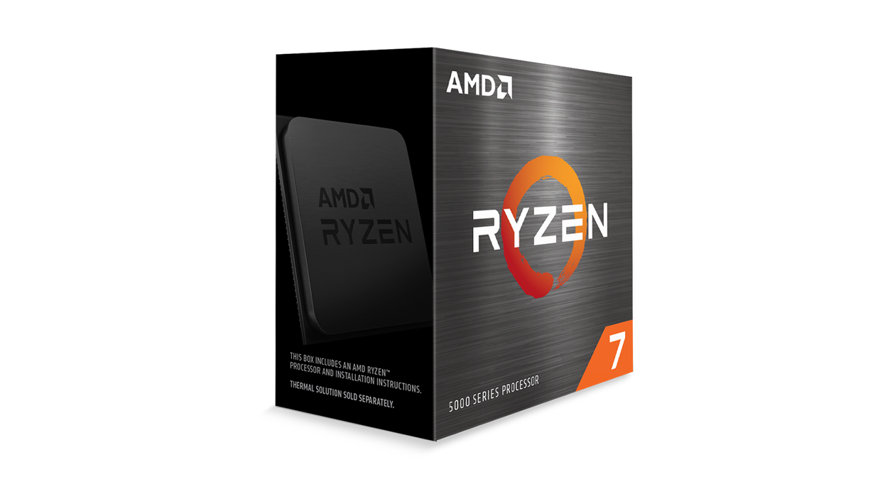 Купить ПК с процессором AMD Ryzen 7 5800X
