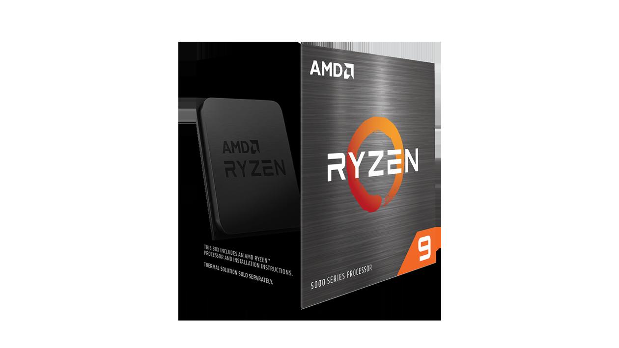 Купить ПК с процессором AMD Ryzen 9 5900X