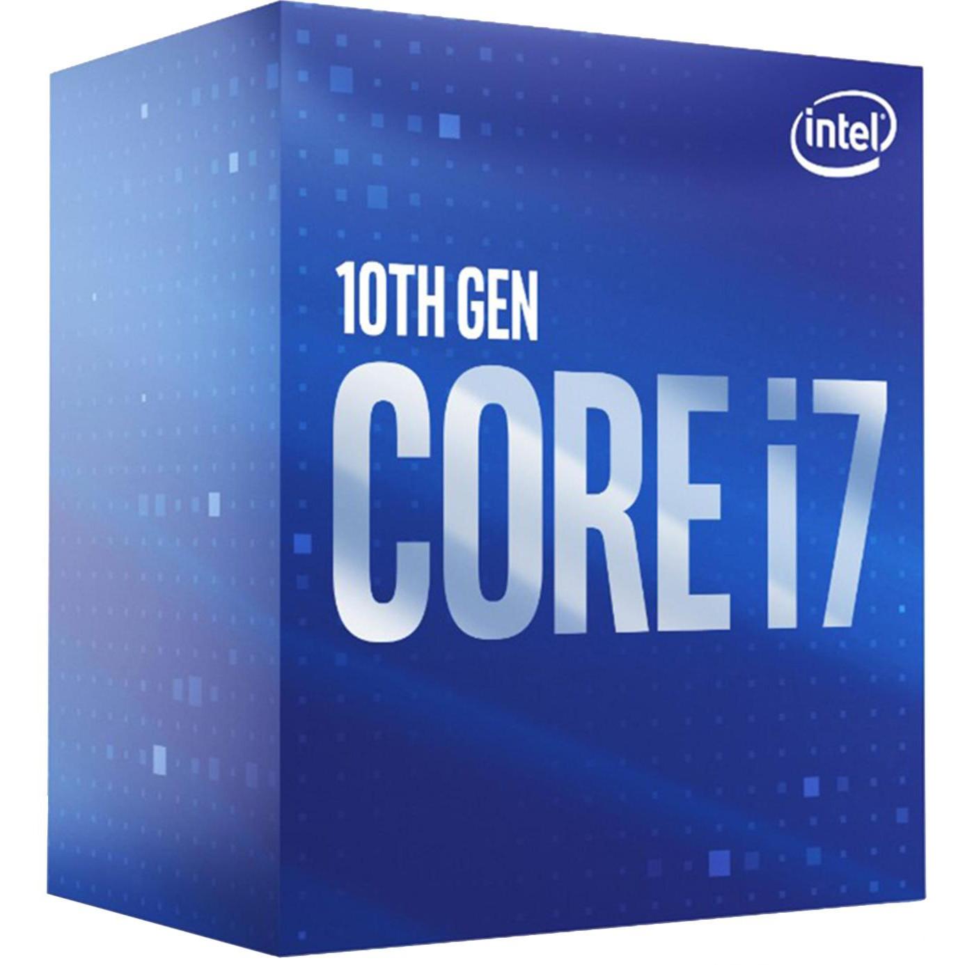 Core i7-10700F