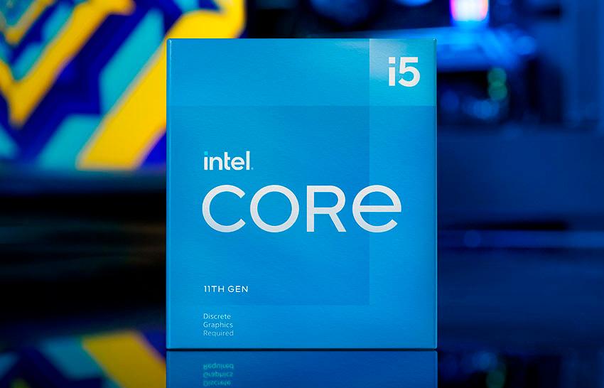 Core i5-11400F