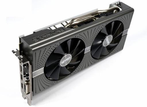 AMD Radeon RX 570 RX 580